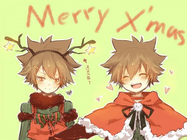 ¡Feliz año nuevo! KHR-Christmas-pics-katekyo-hitman-reborn-32999406-600-450