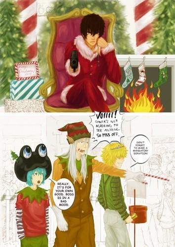 KHR क्रिस्मस pics~