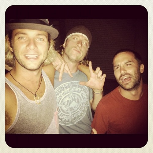 Keith Harkin wallpaper entitled Keith & his friends