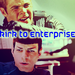 Kirk and Spock - star-trek-2009 icon