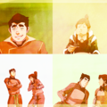 Korra and Bolin - avatar-the-legend-of-korra photo