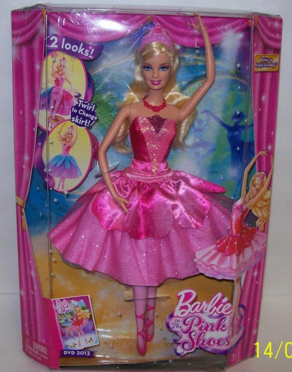 Kristyn Doll in barbie box
