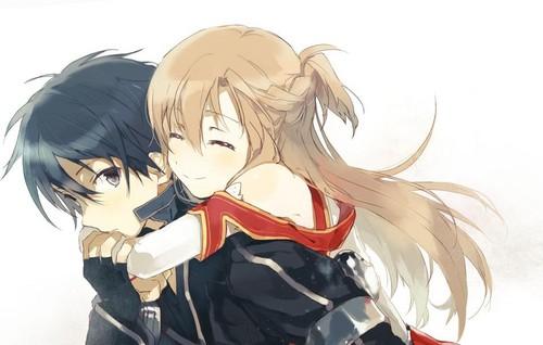 Krito & Asuna