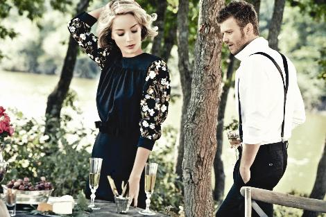 Kuzey Guney Cast Vogue Magazine 写真 2011