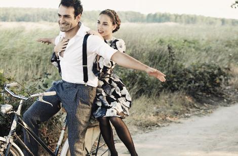 Kuzey Guney Cast Vogue Magazine mga litrato 2011