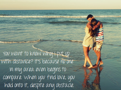 Long Distance Relationships wallpaper probably with a banhista titled LDR