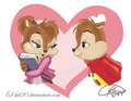 LOVE  - alvin-and-brittany photo