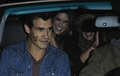Leaving Sayer's Nightclub Iin Hollywood - October 30, 2012