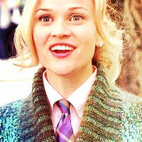 Legally Blonde - Elle Woods - Legally Blonde Icon ... Reese Witherspoon