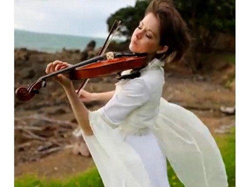 Lindsey Stirling wallpaper with a violist titled Lindsey Stirling