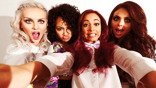 Little Mix wallpaper with a portrait titled Little Mix