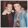 Louis From 1D & Josh