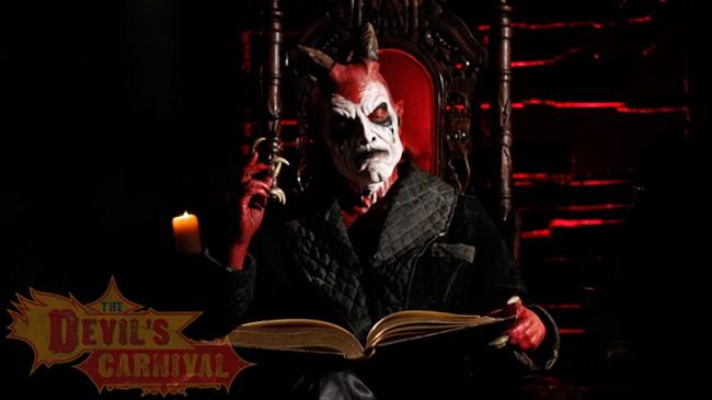 Lucifer The Devil S Carnival Photo 32943302 Fanpop