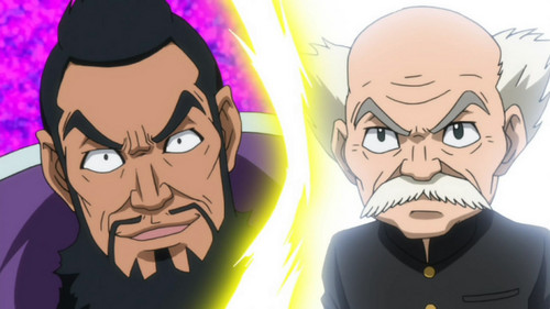 Makarov and Ivan