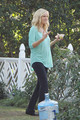 Malin Akerman Films 'Trophy Wife' - malin-akerman photo