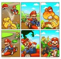 Mario Bros. - super-mario-bros photo