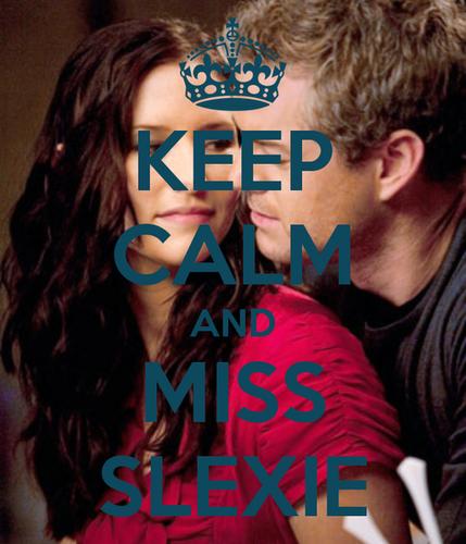 Mark and Lexie <3