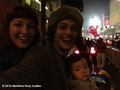 Matthew with His Sister and Nephew - matthew-gray-gubler photo