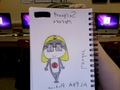 Merara (In my drawing style) - sgt-frog-keroro-gunso photo