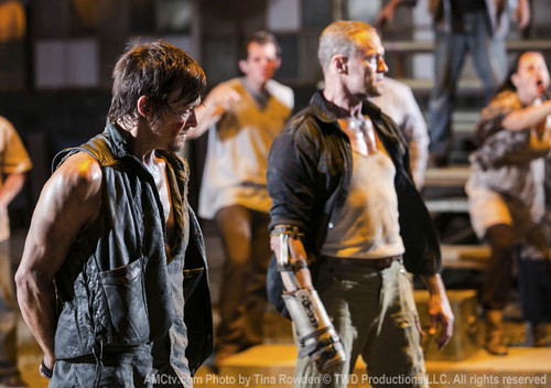 Merle and Daryl 3X8 Made to Suffer