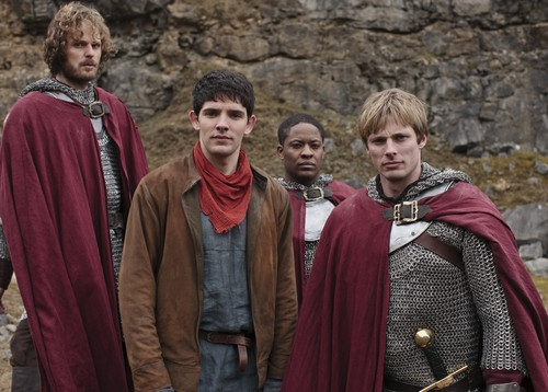 Merlin Main Cast / Characters - TV Tropes