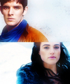 Merlin and Morgana - merlin-morgana fan art