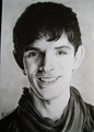 Merlin - merlin-the-young-warlock fan art