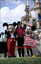 Michael In Disneyworld