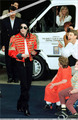 Michael Jackson & Debbie Rowe