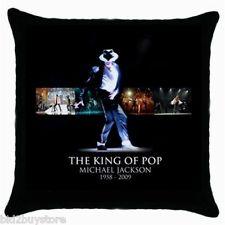 Michael Jackson Throw cuscino