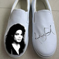 Michael Jackson slip on shoes - michael-jackson photo
