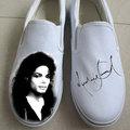 Michael Jackson slip on shoes - michael-jackson photo