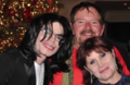 Michael Good Friends, Carrie Fisher And Longtime Dermatologist, Arnold Klein - michael-jackson photo