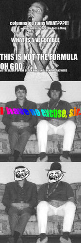 Mike Love, Brian Wilson & mobil van, van Dyke Parks