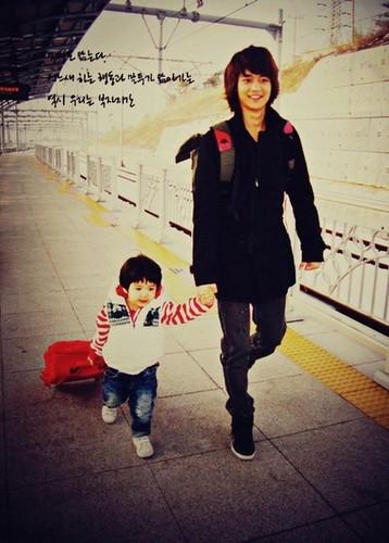 Minho and Yoogeun ♥