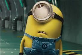Minions Despicable Me<333