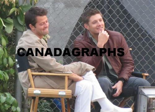 Misha & Jensen - SPN Bangtan Boys