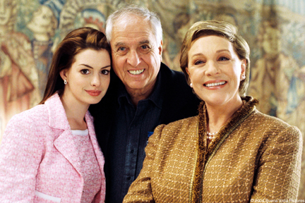 The Princess Diaries 2 پیپر وال probably containing a well dressed person, a pullover, and an outerwear called Movie