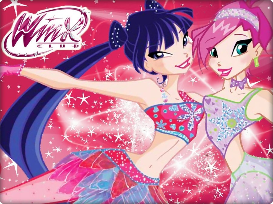 Musa and Tecna ~ - The Winx Club Photo (32971932) - Fanpop