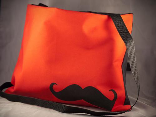 Mustache Tote Bags!!