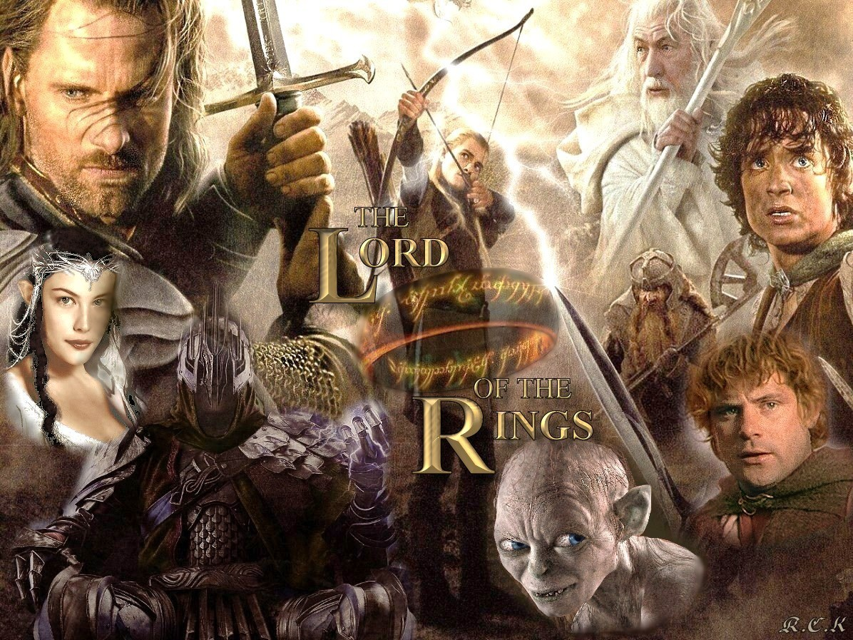 Lord of the Rings My LOTR Pic