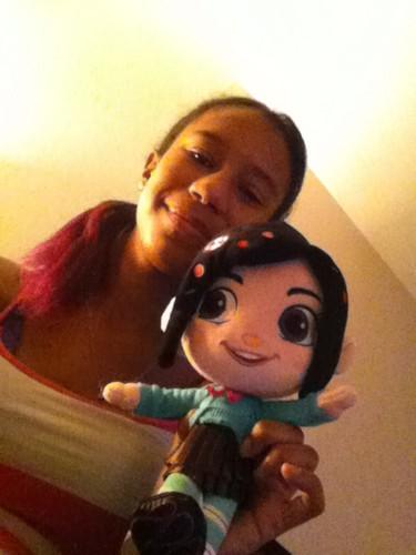 My Vanellope Doll