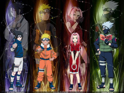 Naruto Shippuuden wallpaper called Naruto Shippuuden