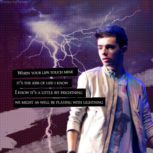 Nathan Sykes Lightning