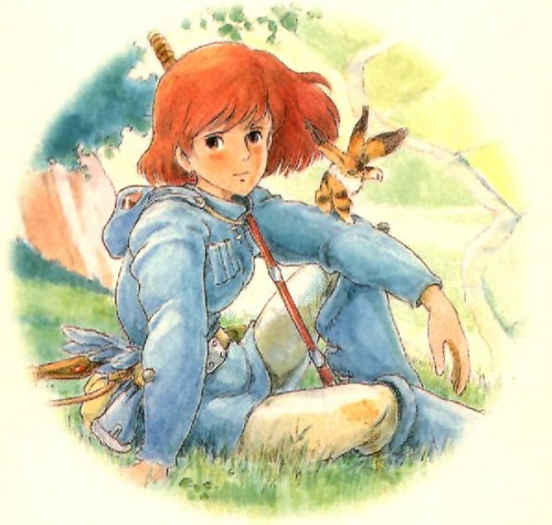 Nausicaa and Teto