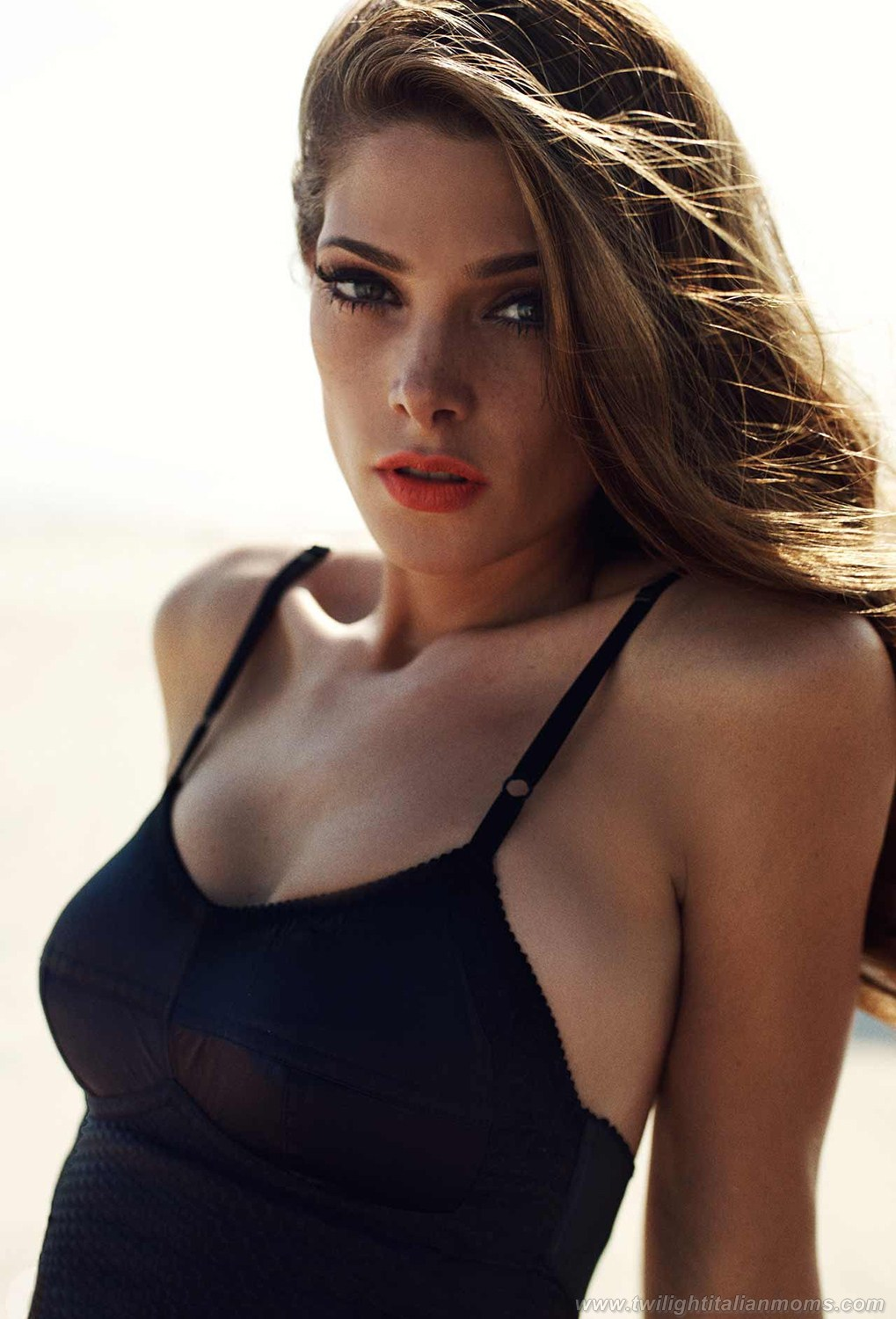 New GQ Outtakes of Ashley