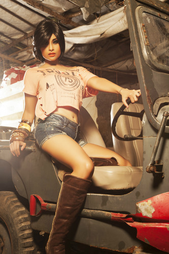 New fotografias of pop singer Aiysha Saagar