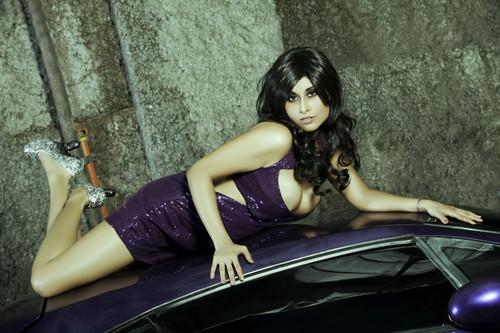 New 照片 of pop singer Aiysha Saagar