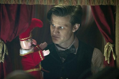 New 'The Snowmen' images