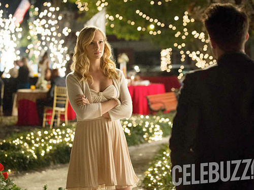 "New ""The Vampire Diaries"" still: 4x09 ""Oh Come All Ye Faithful""."